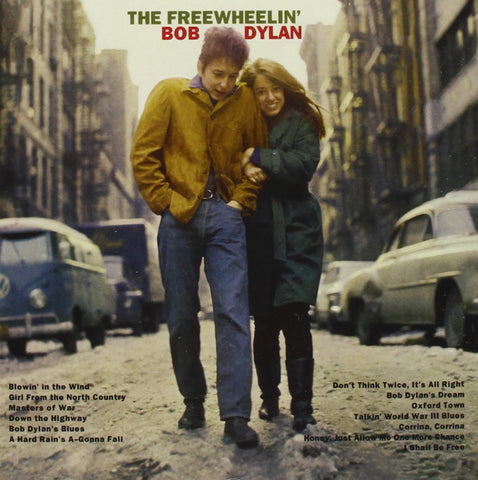 Bob Dylan 'The Freewheelin' Bob Dylan' LP