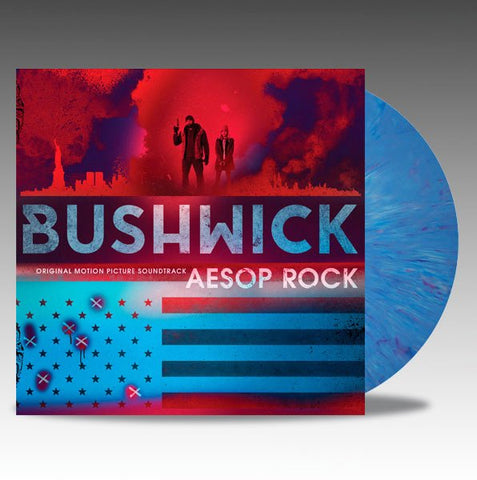 Aesop Rock 'Bushwick (Original Motion Picture Soundtrack)' LP
