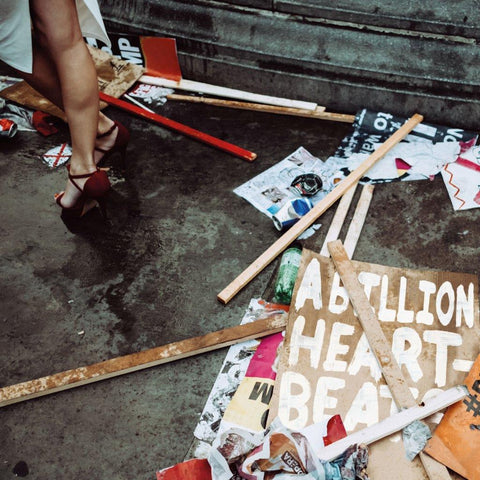 Mystery Jets 'A Billion Heartbeats' 2xLP