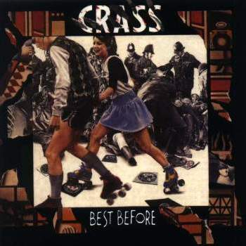 Crass 'Best Before 1984' 2xLP