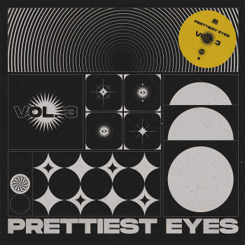Prettiest Eyes 'Vol. 3' LP