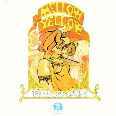 Donovan 'Mellow Yellow' LP