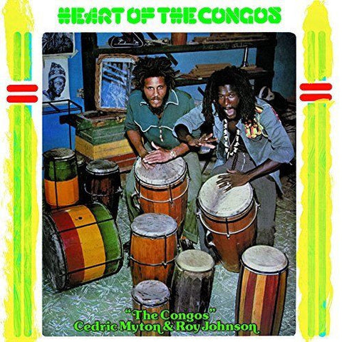 The Congos 'Heart Of The Congos' 3xLP