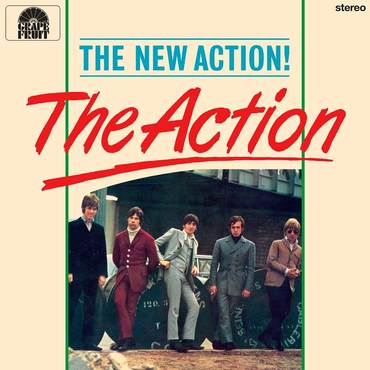 The Action 'New Action!' LP