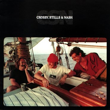 Crosby, Still & Nash 'CSN' LP
