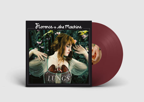 Florence + The Machine 'Lungs (10th Anniversary Edition)' LP
