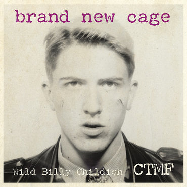 CTMF 'Brand New Cage' LP