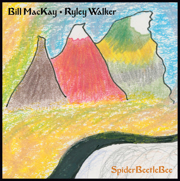 Bill MacKay & Ryley Walker 'SpiderBeetleBee' LP