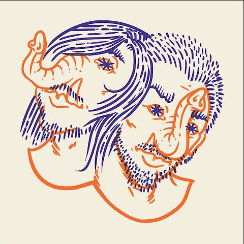 Death From Above 1979 'Heads Up Demos' 7""