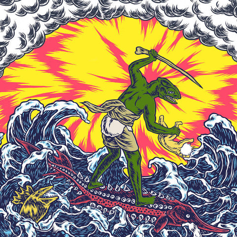 King Gizzard & The Lizard Wizard 'Teenage Gizzard' LP
