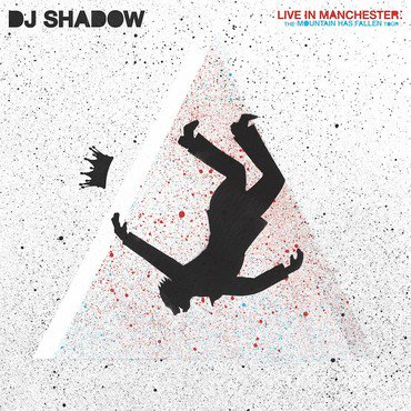 DJ Shadow 'Live In Manchester: The Mountain Has Fallen Tour' 2xLP