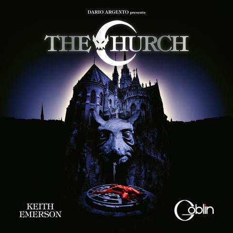 Keith Emerson & Goblin 'The Church' LP