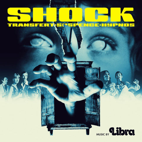 Libra 'Shock (Original Motion Picture Score)' 2xLP
