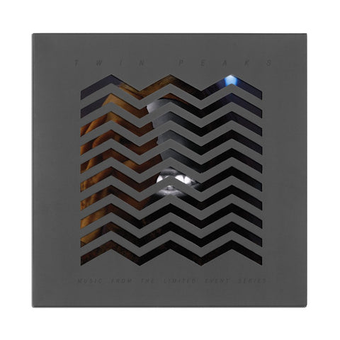 Various 'Twin Peaks - Music From The Limited Event Series' 2xLP