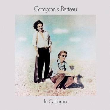 Compton & Batteau 'In California' LP