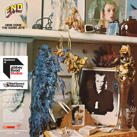 Brian Eno 'Here Come The Warm Jets' 2xLP