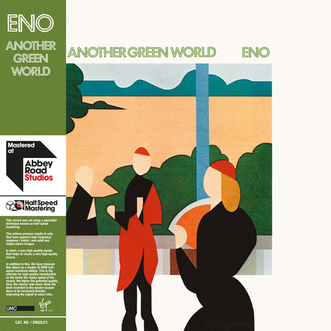 Brian Eno 'Another Green World' 2xLP