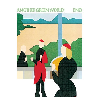 Brian Eno 'Another Green World' LP