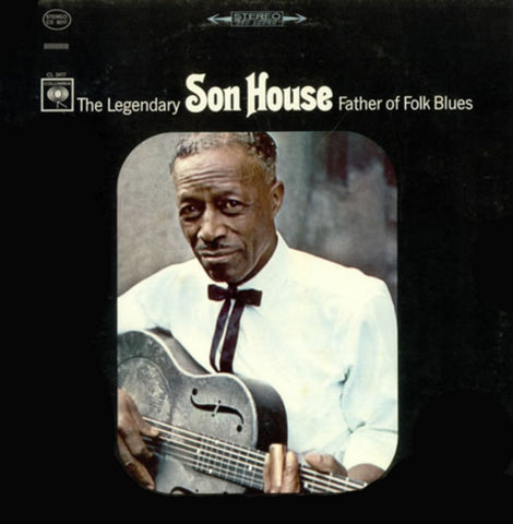 Son House 'Father of Folk Blues' LP