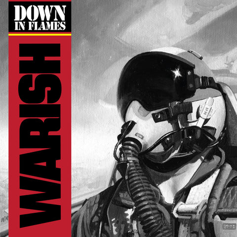 Warish 'Down In Flames' LP