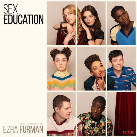Ezra Furman 'Sex Education (Orginal Soundtrack)' LP
