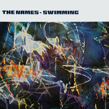The Names 'Swimming' 2xLP
