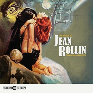 Various 'The B-Music Of Jean Rollin 1968-1973' LP