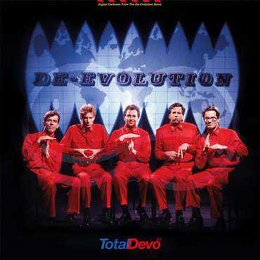Devo 'Total Devo (30th Anniversary Deluxe Edition)' 2xLP