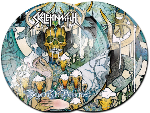 Skeletonwitch 'Beyond The Permafrost' Picture Disc LP