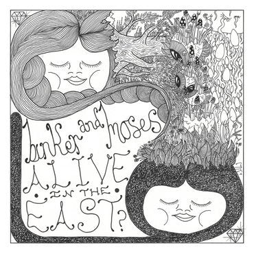 Binker and Moses 'Alive in the East?' LP