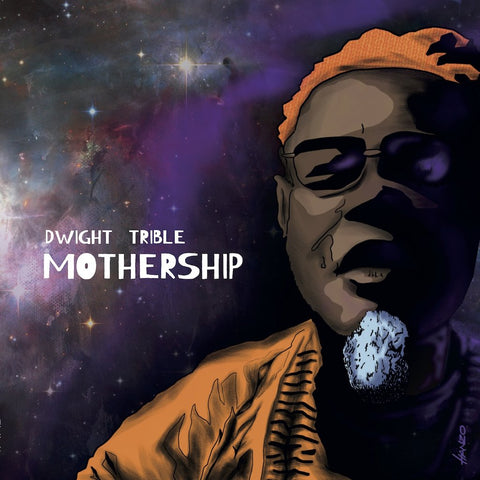 Dwight Trible 'Mothership' 2xLP