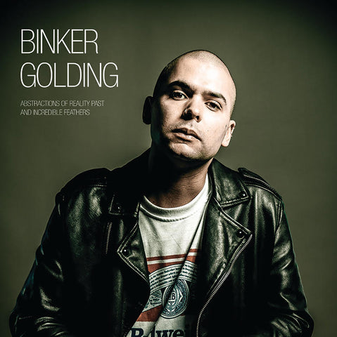 Binker Golding 'Abstractions of Reality Past and Incredible Feathers' LP