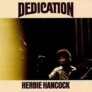Herbie Hancock 'Dedication' LP
