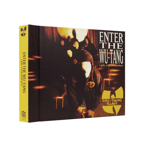 "Wu-Tang Clan 'Enter The Wu-Tang (36 Chambers)' Deluxe 7"" Casebook"