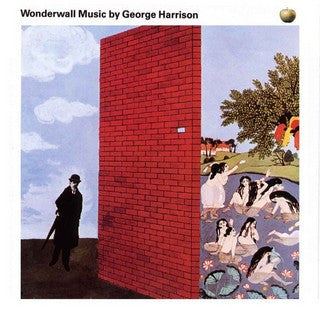 George Harrison 'Wonderwall Music' LP