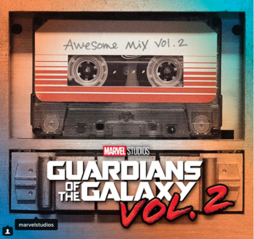 Various 'Guardians Of The Galaxy - Awesome Mix Vol. 2' LP
