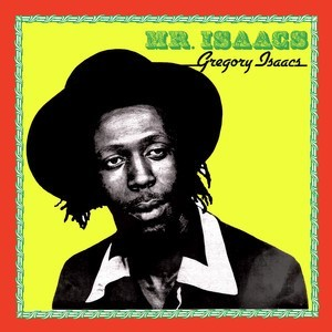 Gregory Isaacs 'Mr Isaacs' LP