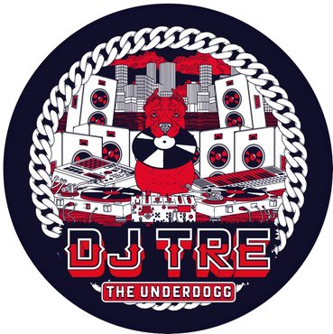 DJ Tre 'The Underdogg' 12""