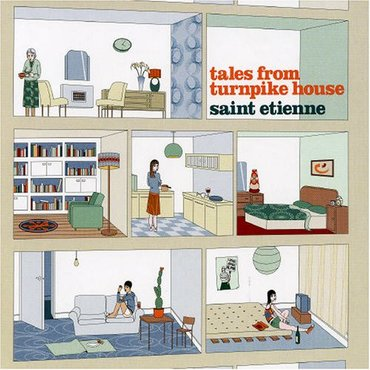 Saint Etienne 'Tales From Turnpike House' LP