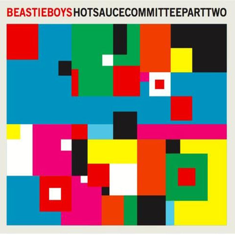 Beastie Boys 'Hot Sauce Committee Part Two' 2xLP
