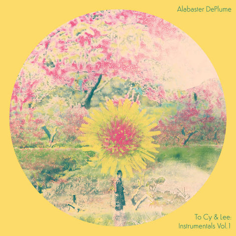 Alabaster DePlume 'To Cy & Lee: Instrumentals Vol.1' LP