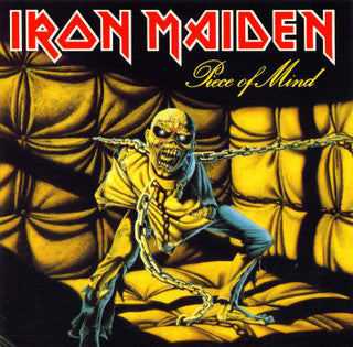 Iron Maiden 'Piece Of Mind' LP