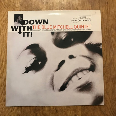 The Blue Mitchell Quintet ‎'Down With It' LP (*USED*)