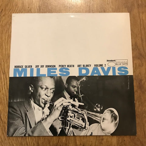 Miles Davis 'Volume 2' LP (*USED*)