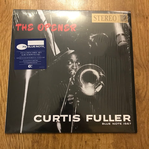 Curtis Fuller 'The Opener' LP (*USED*)