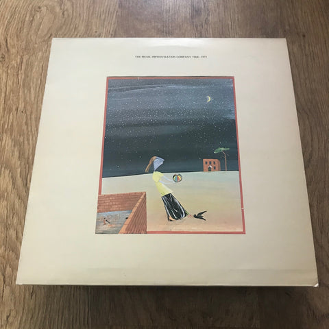 The Music Improvisation Company '1968-1971' LP (*USED*)