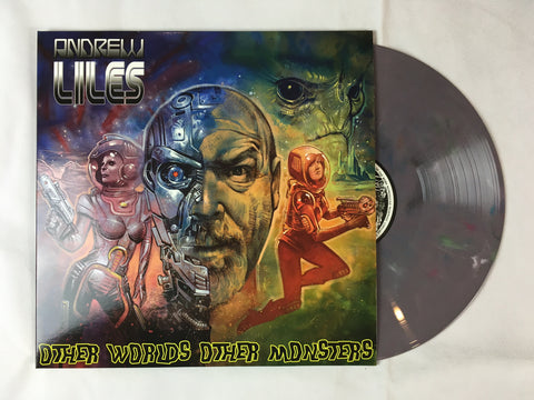 Andrew Liles 'Other Worlds Other Monsters' LP
