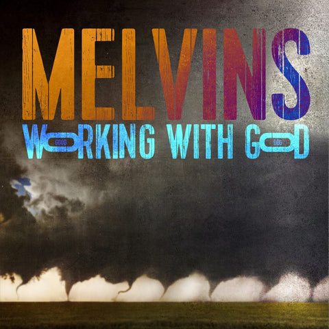 Melvins 'Working With God' LP