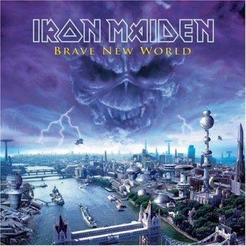Iron Maiden 'Brave New World' 2xLP