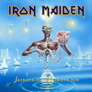 Iron Maiden 'Seventh Son Of A Seventh Son' LP